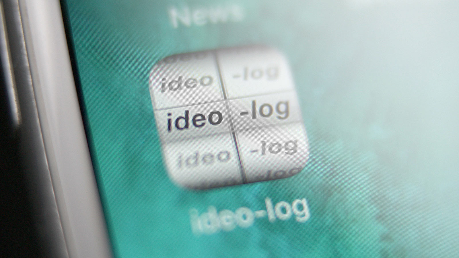 The 'ideo-log' Project